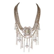 Hypatia statement necklace