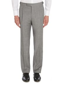 Straight Leg Tailored Trousers