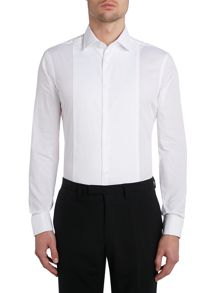 Marcella evening dress fitted shirt