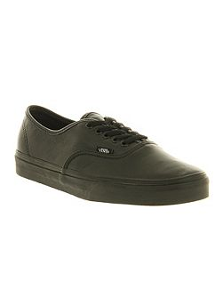 Vans Authentic Leather Trainer