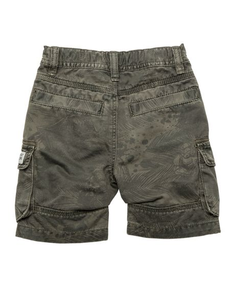 Disney Courage & Kind Boys Star Wars Printed Shorts