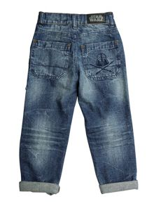 Disney Courage & Kind Boys Star Wars Jeans