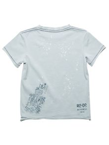 Disney Courage & Kind Boys Star Wars R2D2 T-Shirt