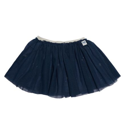 Disney Courage & Kind Girls Layered Tulle Skirt