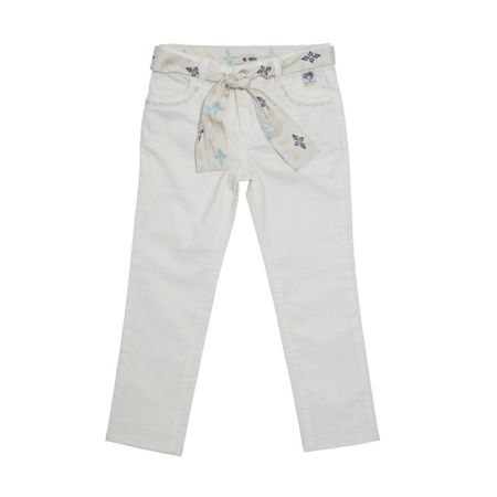 Disney Courage & Kind Girls Glitter-Detail Cord Jeans