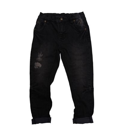Disney Courage & Kind Boys Black Denim Marvel Jeans