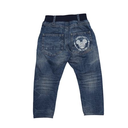 Disney Courage & Kind Boys Mickey Mouse Jeans