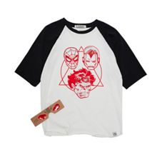 Boys 3/4 Sleeve Tee Shirt
