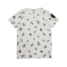 Disney Courage & Kind Boys Tee Shirt