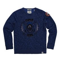 Disney Courage & Kind Boys Marvel Super Hero Sweatshirt