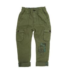 Disney Courage & Kind Jungle Book Canvas Trousers