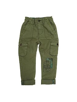 Jungle Book Canvas Trousers
