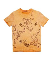 Disney Courage & Kind Jungle Book Print T-Shirt
