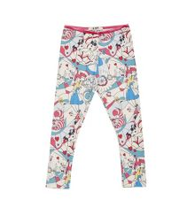 Disney Courage & Kind Alice in Wonderland Leggings