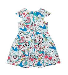 Disney Courage & Kind Alice in Wonderland Dress
