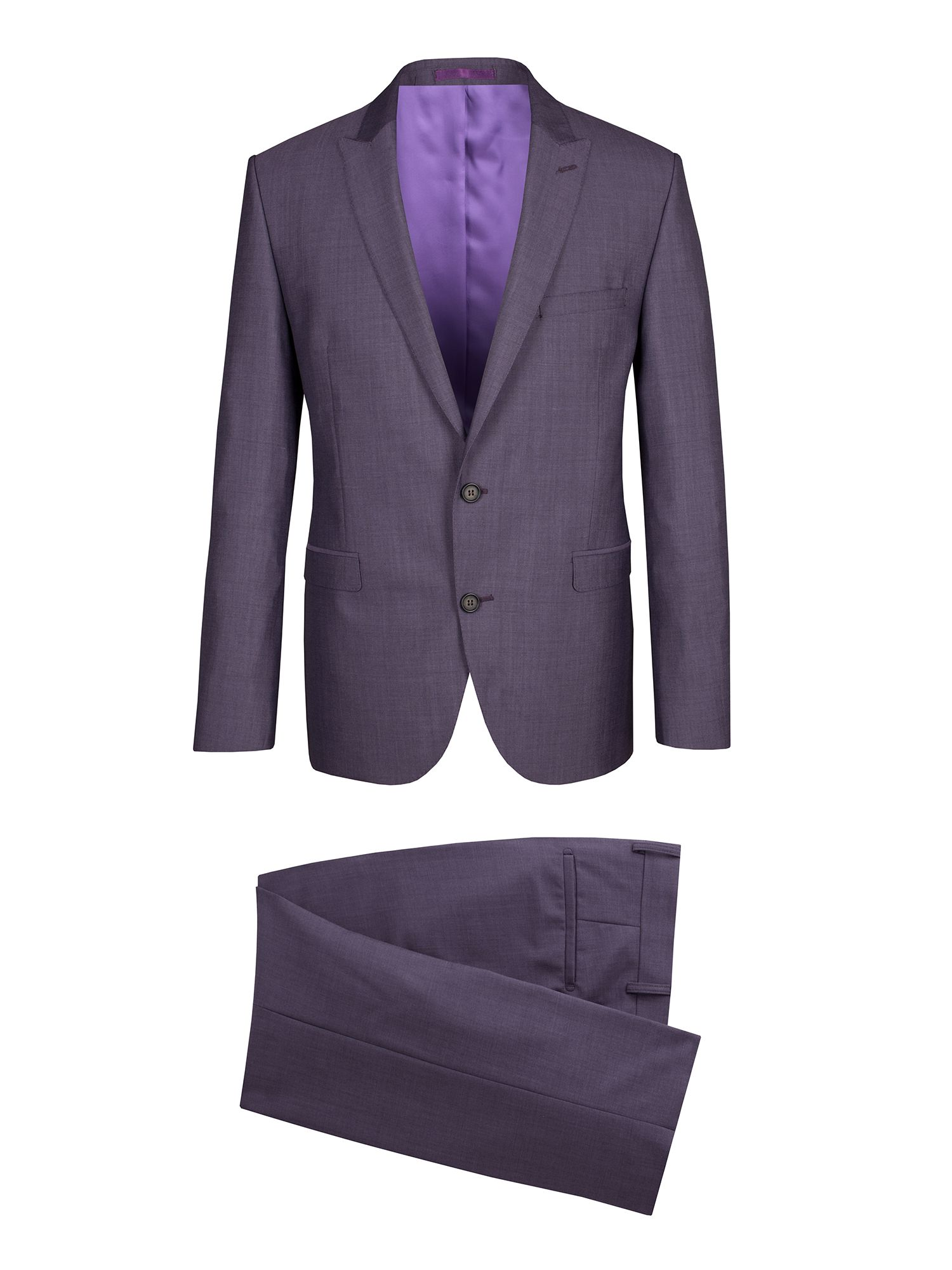Marriot slim fit suit