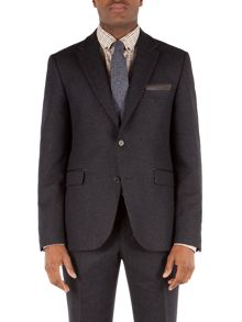 Donegal Notch Collar Tailored Fit Jacket