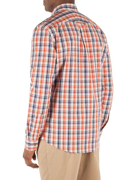 Gibson Check Tailored Fit Long Sleeve Shirt