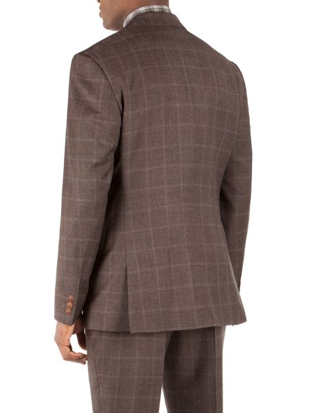 Gibson Wool Check Tailored fit Jacket