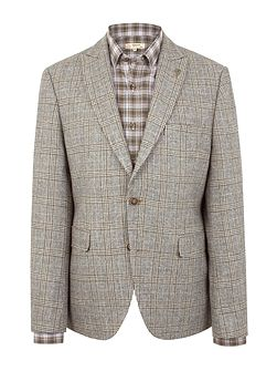 Temple bar check jacket