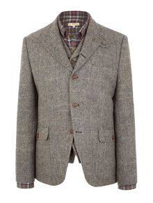 Grouse herringbone  jacket