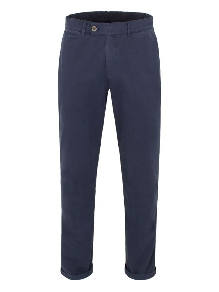 Gibson Straight leg cotton chinos