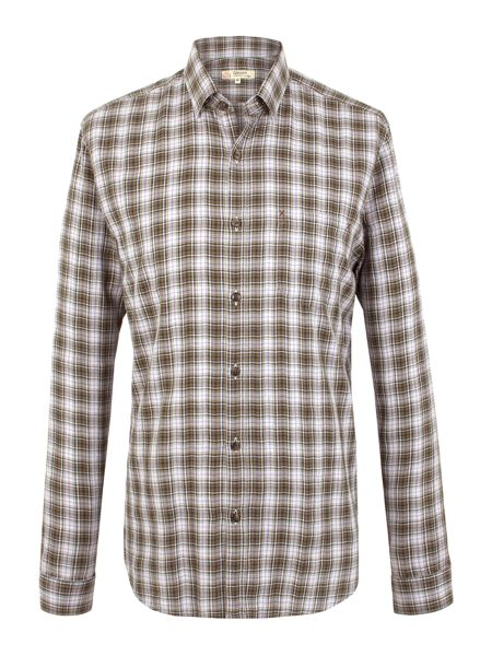 Gibson Cotton Check Shirt