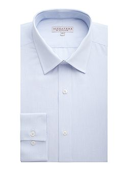 Fine stripe formal shirt