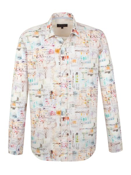 1 like no other Ginza casual shirt