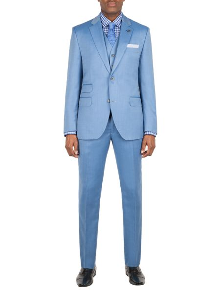 Gibson Pale blue two peice suit