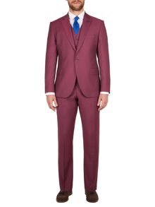 Gibson Raspberry churchill suit