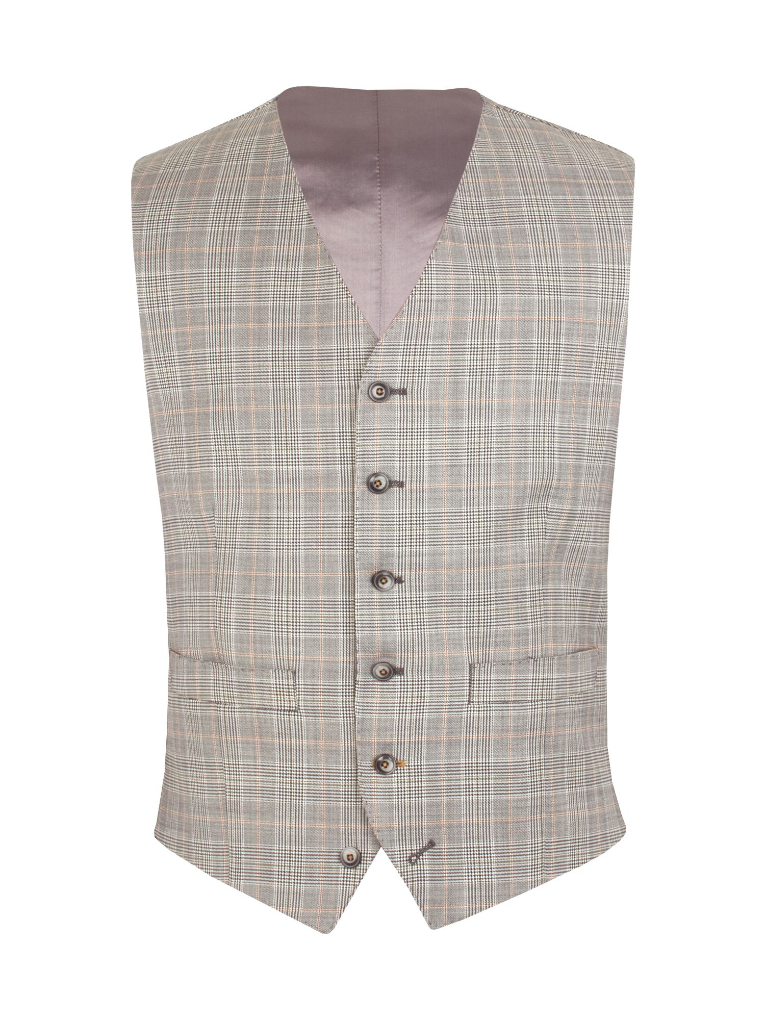 Men's Gibson Grey marriott vest, Grey
