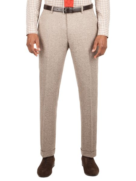 Gibson Stone donegal trouser