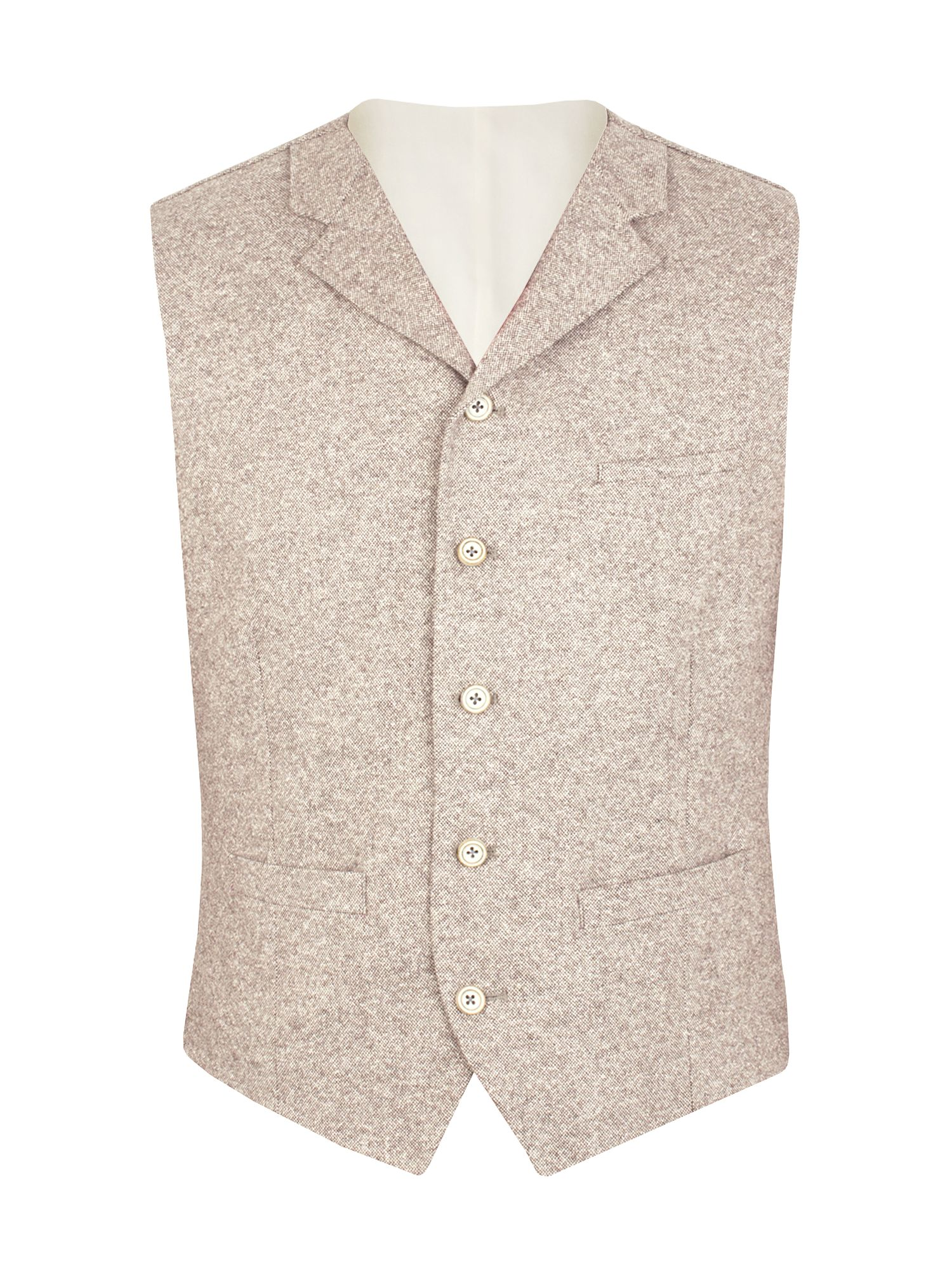 Men's Vintage Inspired Vests Mens Gibson Stone donegal vest £55.20 AT vintagedancer.com