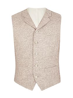 Stone donegal vest