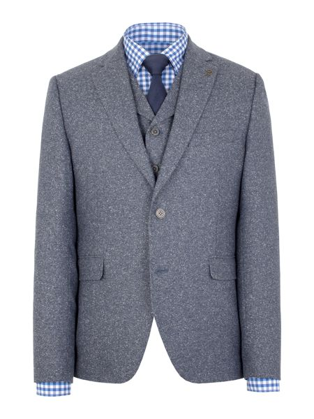 Gibson Blue donegal jacket