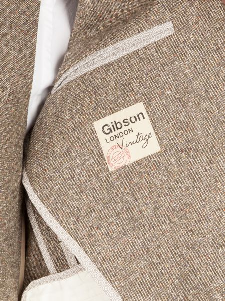 Gibson Olive donegal jacket