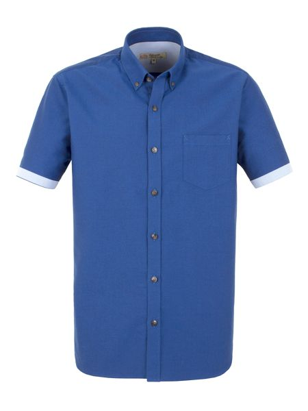 Gibson Cobalt oxford shirt