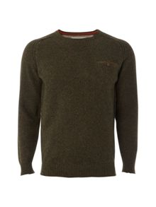 Jeff front pocket knit
