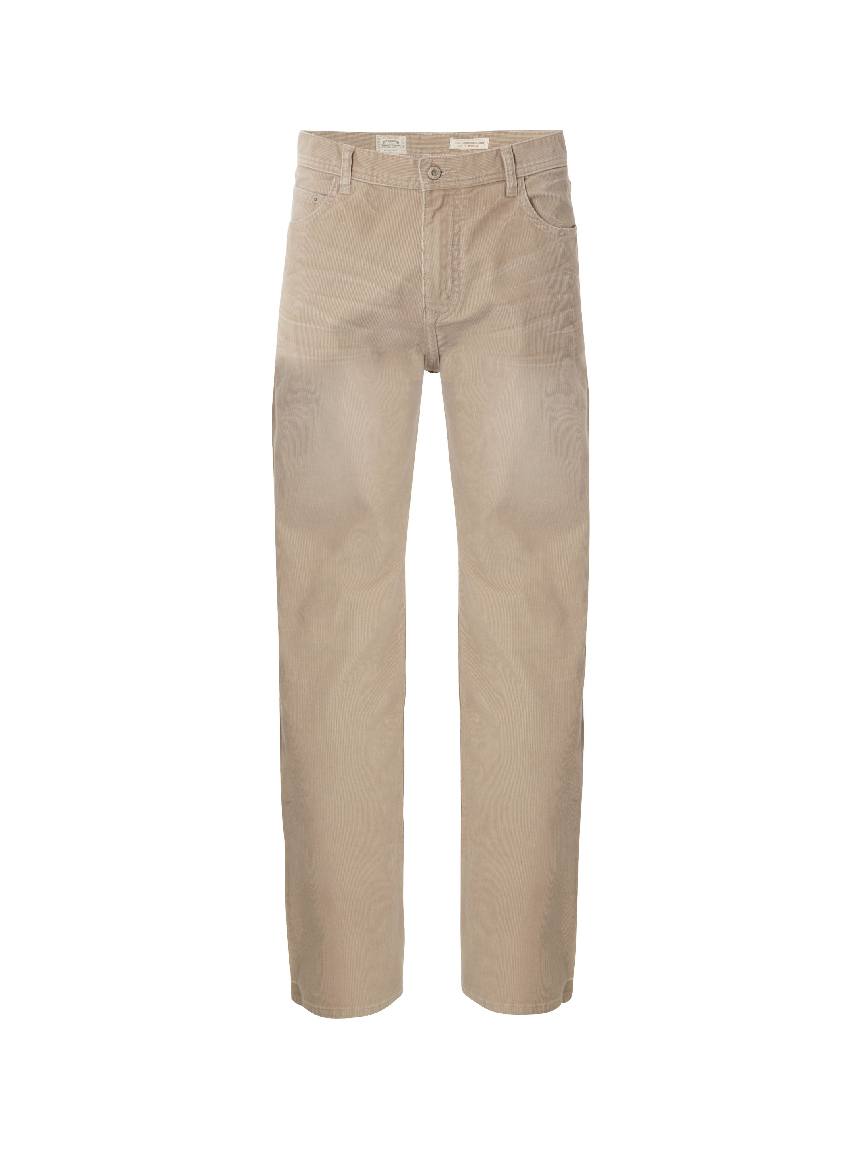Strike cord trouser