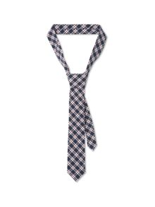 Crawford check tie