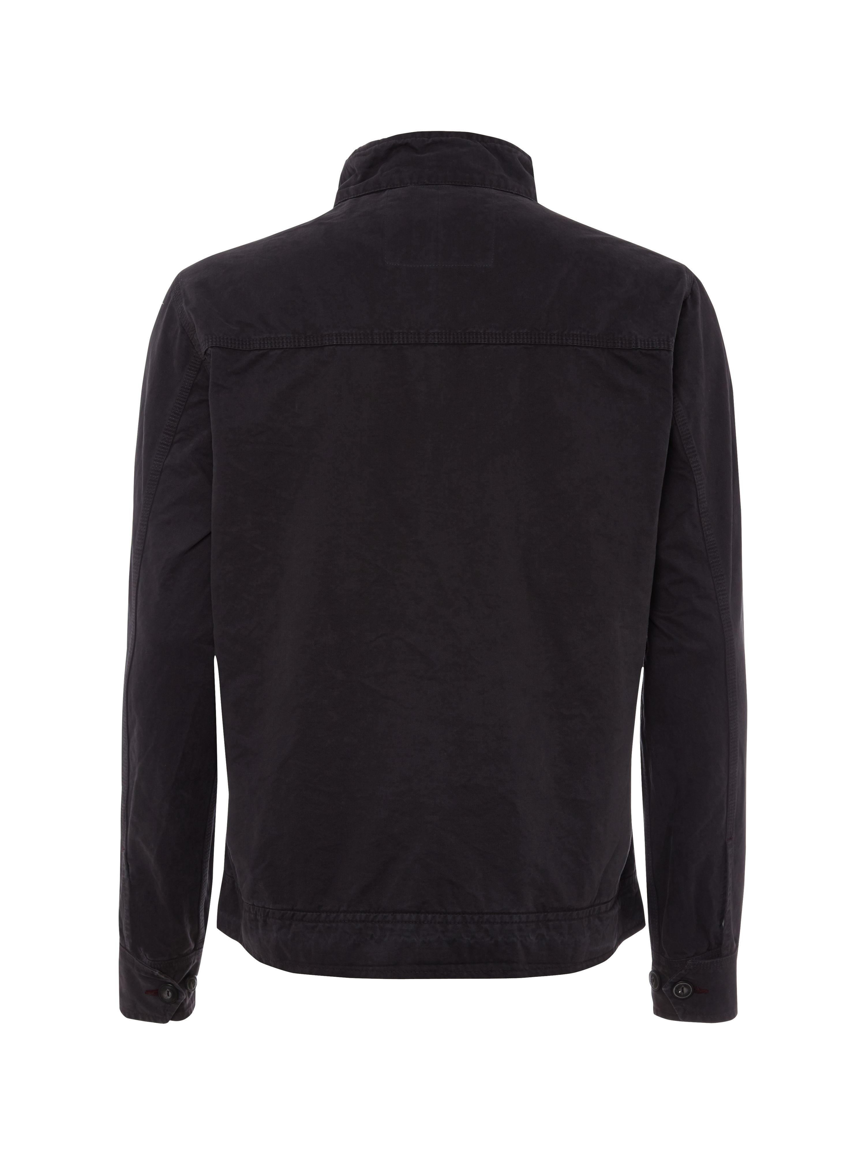 Balham casual zip jacket