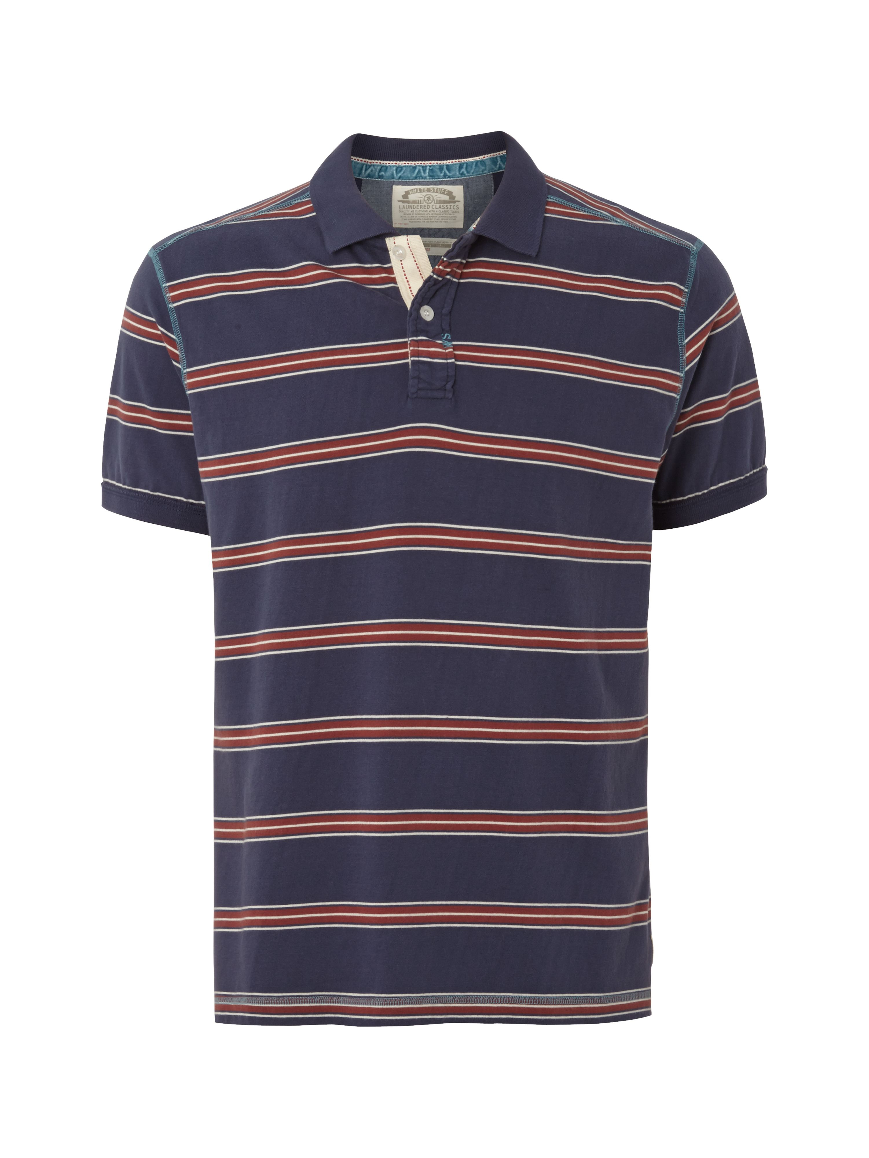 Boon stripe polo