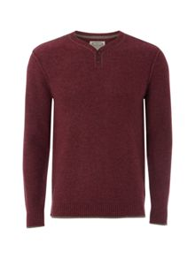 Westminister grandad knit