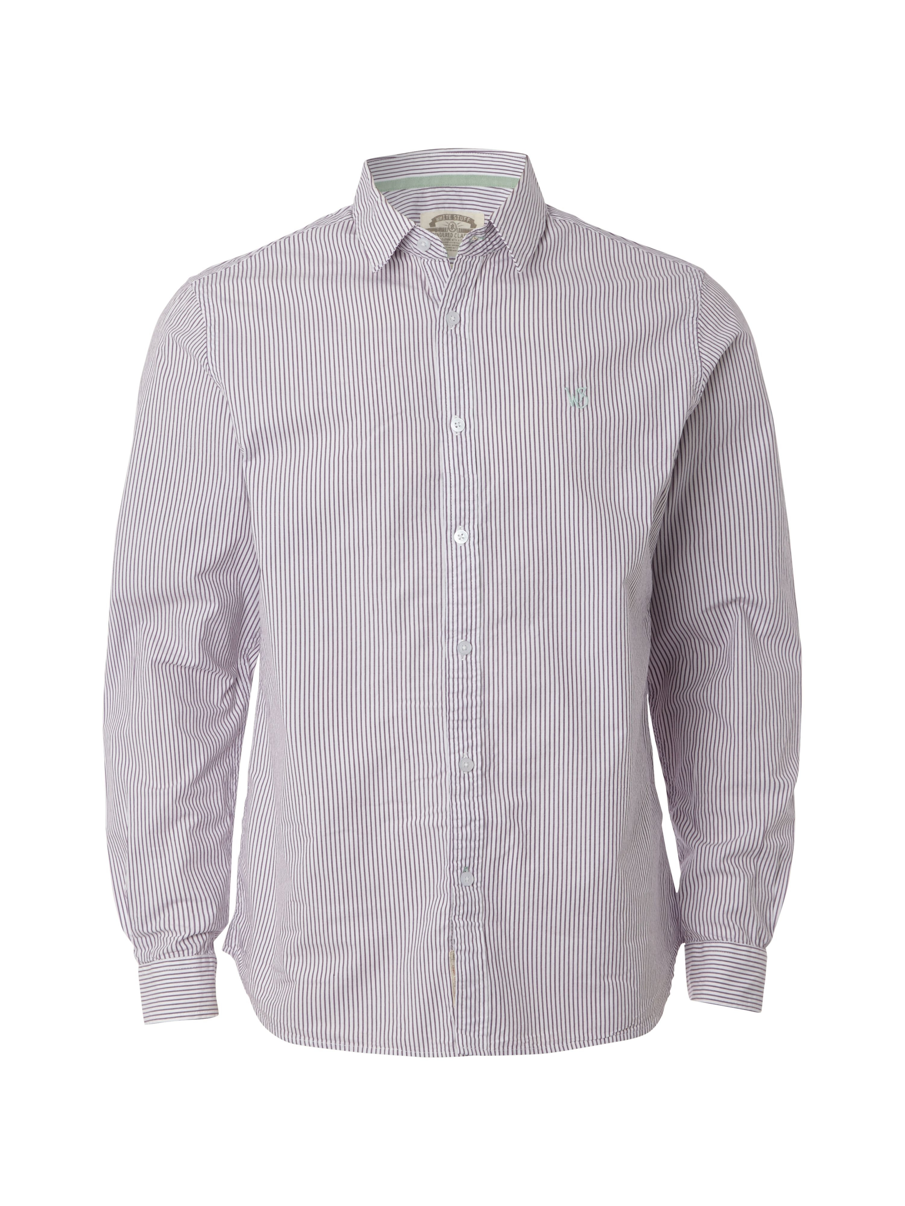 Heartland stripe shirt
