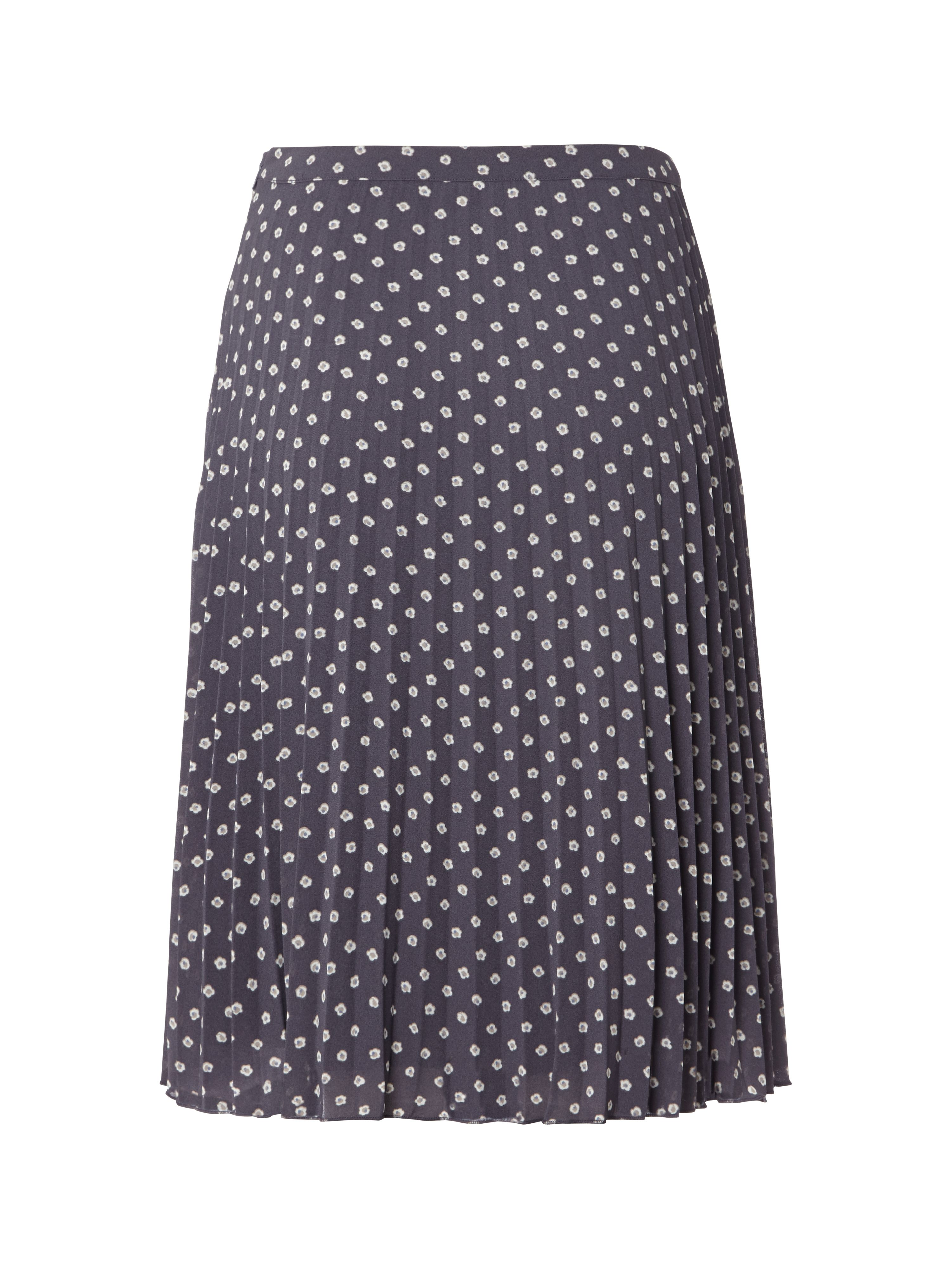 Florine Pleat Skirt