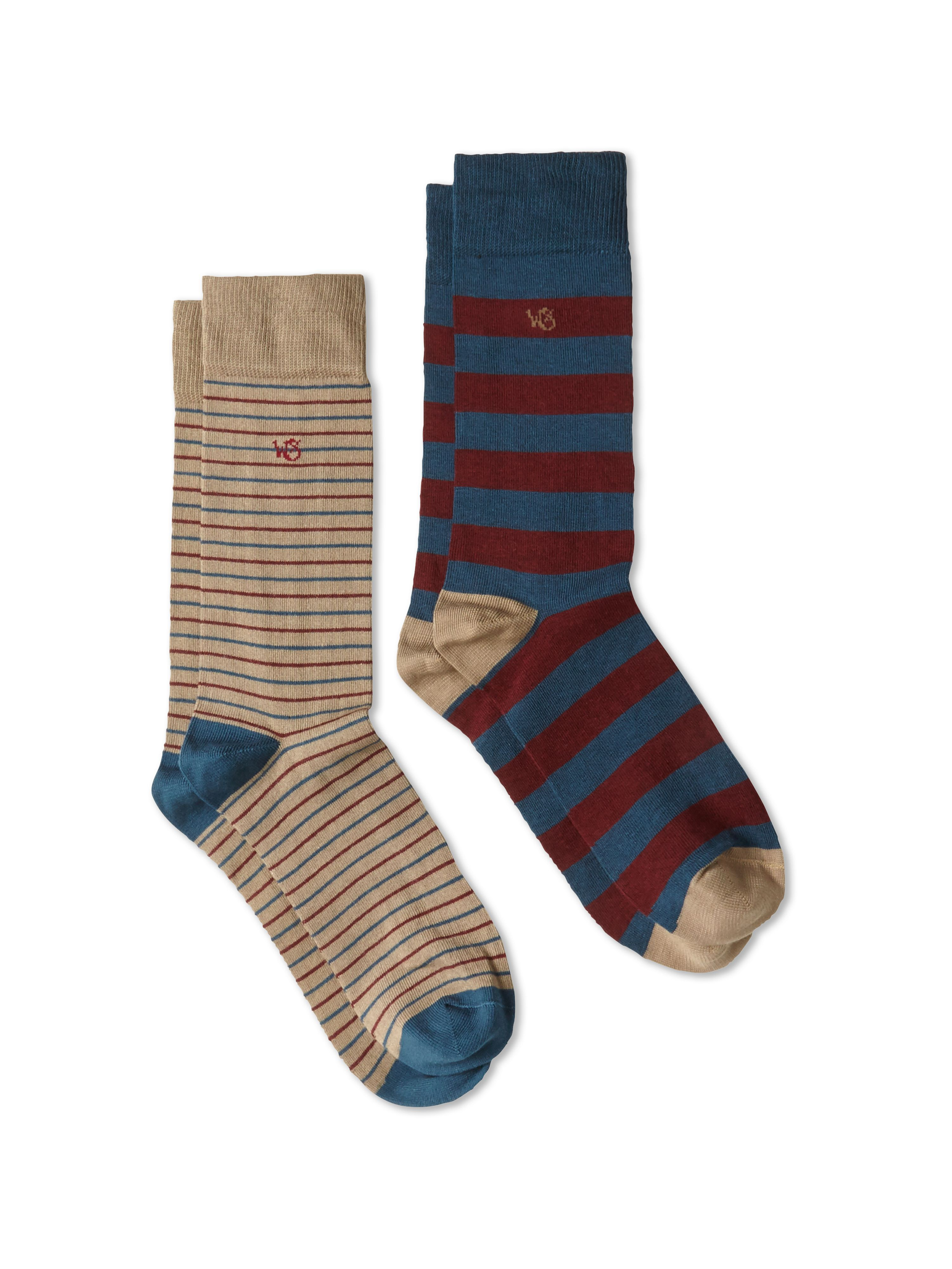 Wally 2 pack socks