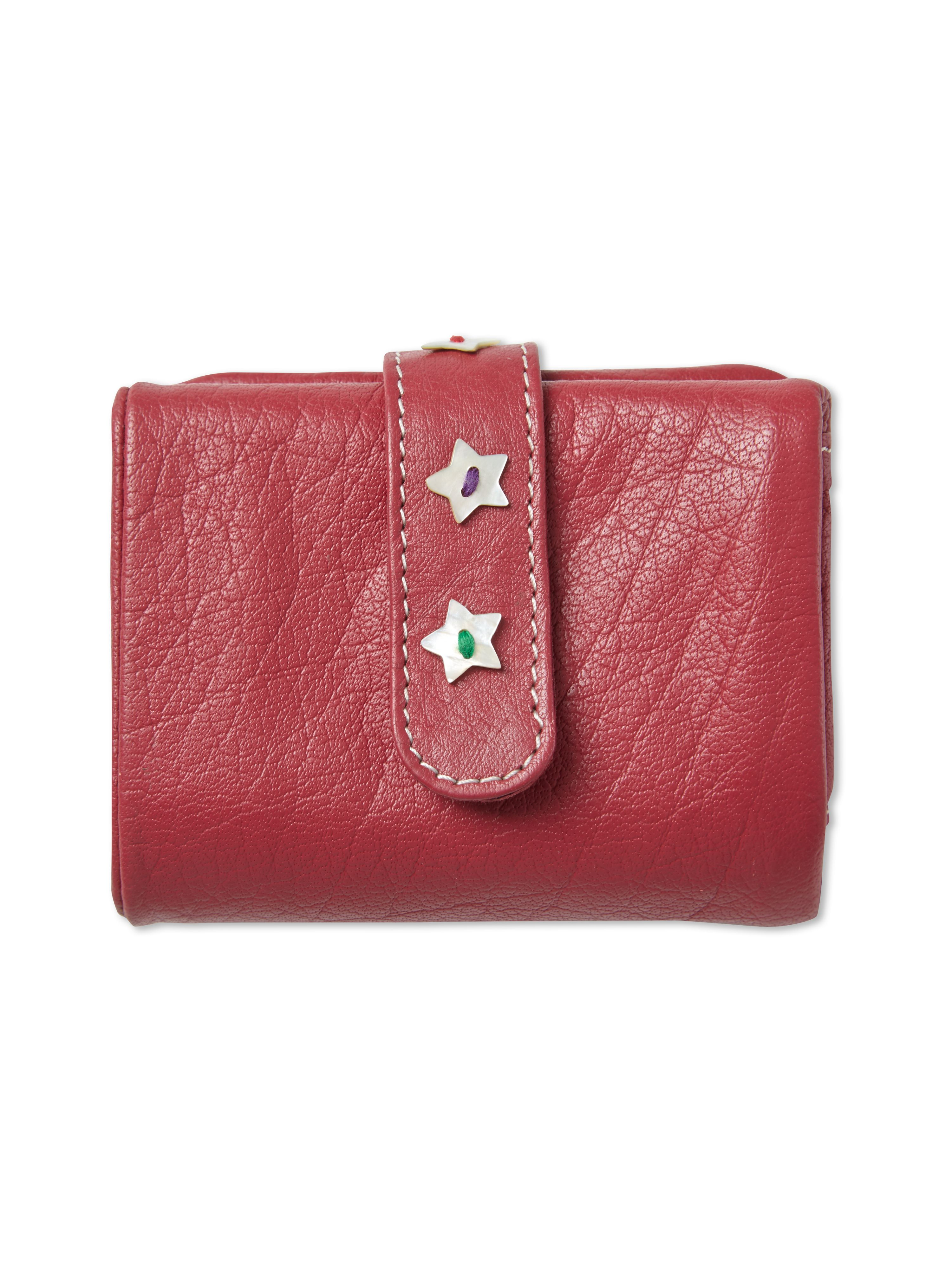 Starry Hero Purse