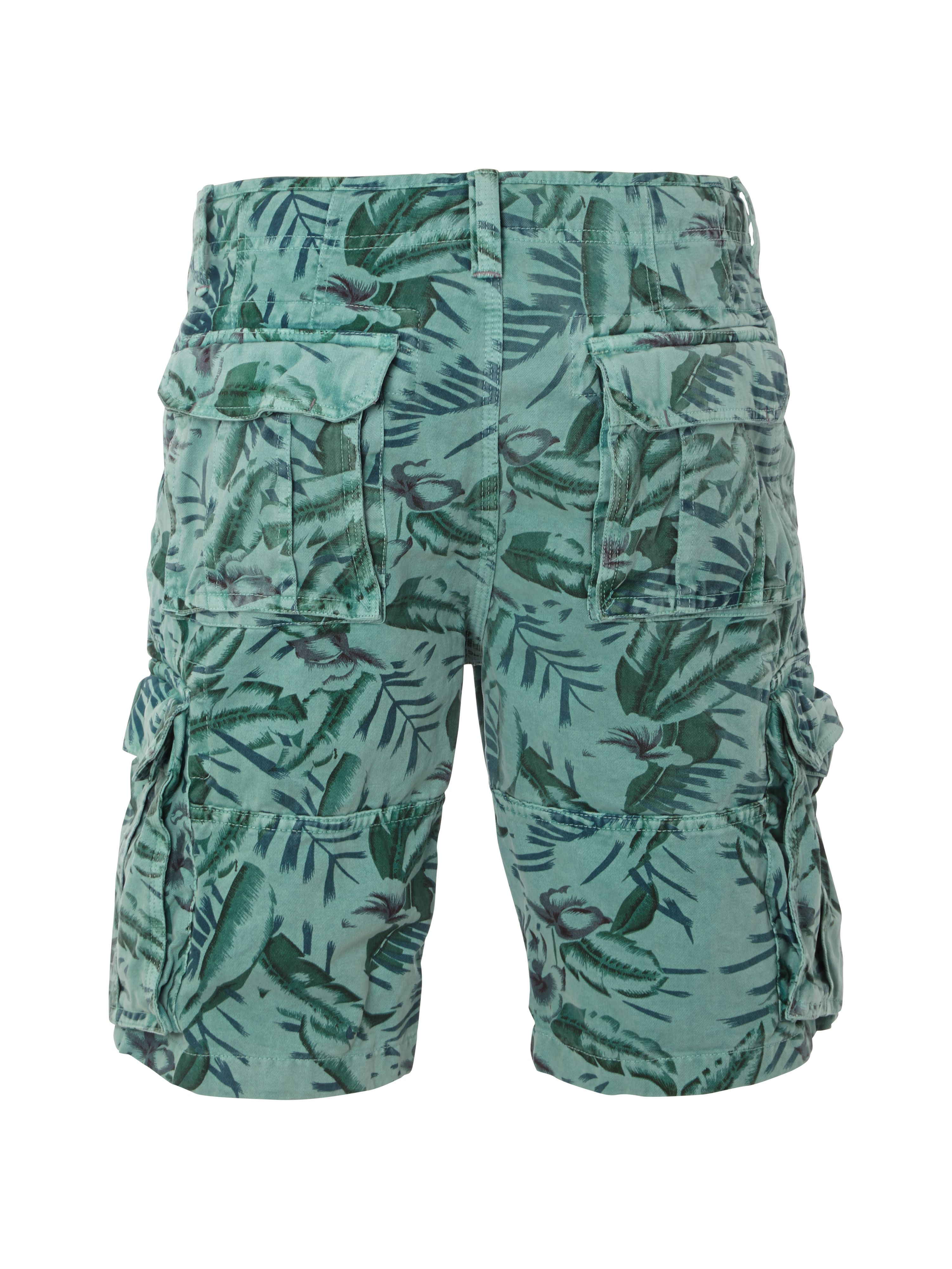 Hawaiian rockface shorts