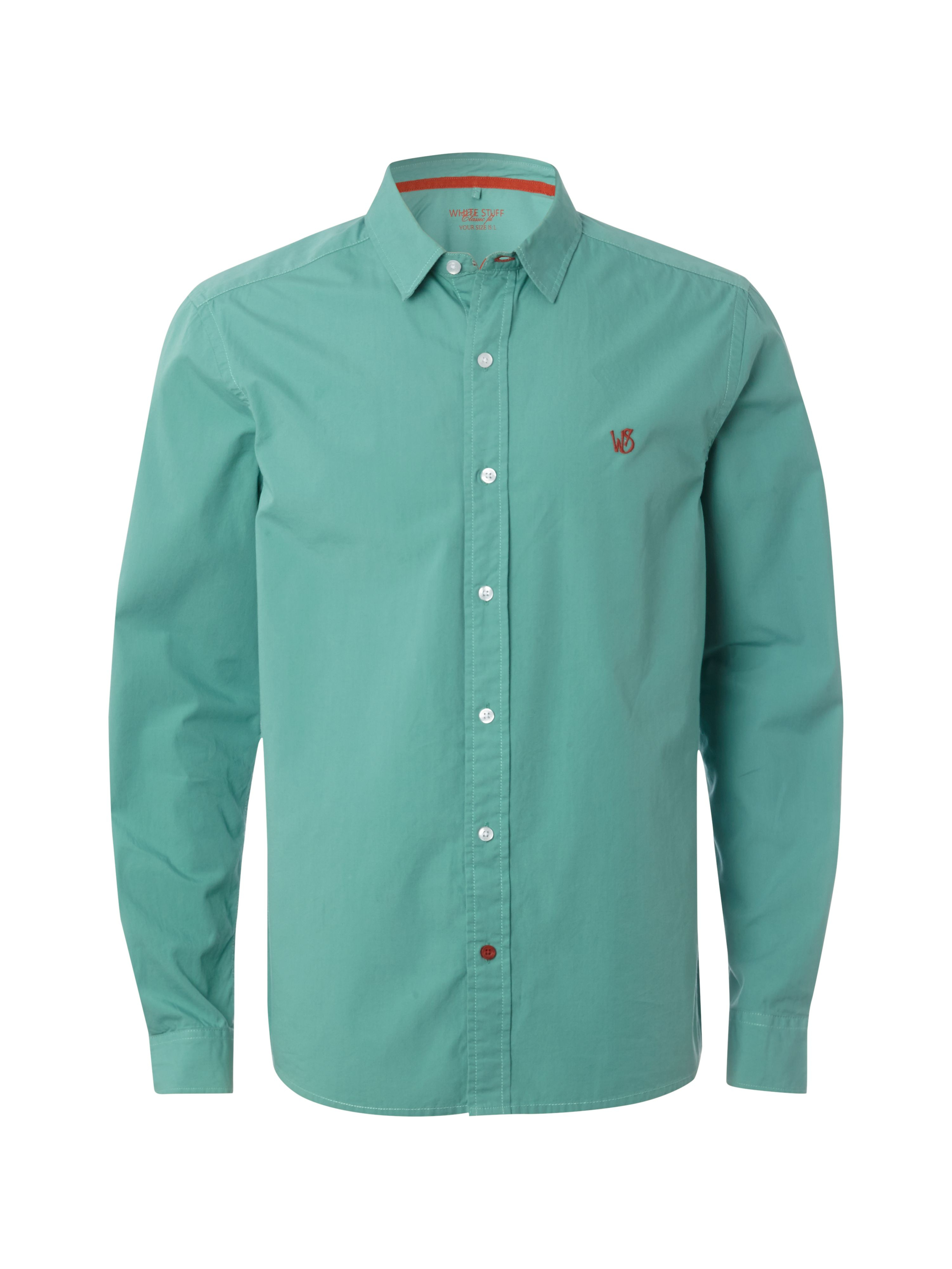 Heartland plain long sleeve shirt